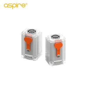 Aspire Mulus substituição Pod E-líquido Câmara 4,2 ml não contém Bobinas para Aspire Mulus Pod Kit 100% Original