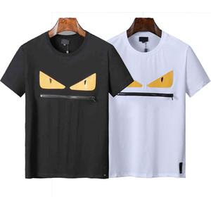 2019 Yeni HYG Tasarımcı T Shirt Hip Hop Erkek Tasarımcı T Shirt Moda Marka Mens Womens Kısa Kollu Büyük Boy T Shirt M-XXXL