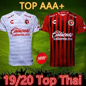 top thaï 2019 Xolos de Tijuana CHARLY maillot de football 19 20 Mexique Club Camisa de Futebol 2020 LIGA MX Domicile Extérieur Maillots de foot