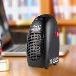 400W Mini Тепловентилятор настенный электрический обогреватель Плита машина Радиатор грелки Бытовая номер Отопление Вентилятор для зимы