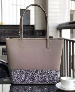 marka desiger parıltı çanta Kadınlar Omuz Çantası Moda Çanta Crossbody 5 renk totes