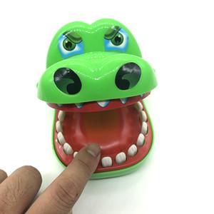 فم طبيب الأسنان لدغة فنجر لعبة التمساح كبير سحب الأسنان بار ألعاب لعب لعبة أطفال مضحك لبيع الهدايا للأطفال