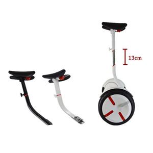 -Tipo de extensión-control con el pie assambly control de manejo de la rodilla de la pierna Bar varilla de control con la rueda para Xiaomi Segway-Ninebot scooter mini PRO