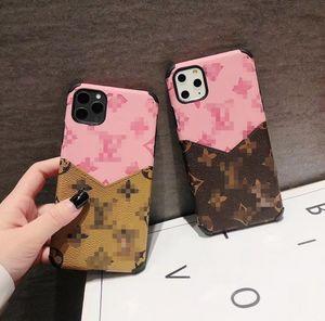Wholesale Designer Phone Case Brand Cell Phone Cover For IPhone Luxury Women Men Lady 11 Pro Max X XS 7P 8P Plus 7 8 2070707B