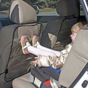 Assento crianças Car Auto Voltar Protector Capa para crianças Mat pontapé Mud Cleaner Acessórios Car Seat Covers cadeiras de criança segurança do carro