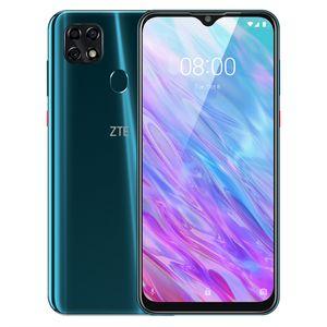 "Original ZTE Lâmina 20 inteligente 4G LTE telefone celular 4GB RAM 128GB ROM Helio P60 Octa Núcleo 6,49"" Full Screen 16MP Fingerprint ID Rosto Mobile Phone"