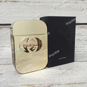 Nuovo profumo liquido dello spruzzo naturale per le donne 75ml profumi di fragranza profumo di incenso EDT Signora fragranza di marca nuova vendita calda