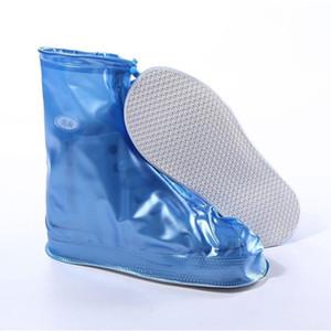 حار بيع -شمال قابلة لإعادة الاستخدام الجرموق ماء حذاء يغطي الغلاف الأطفال المطر حامي الرجال المرأة للأحذية اكسسوارات انغلق المطر