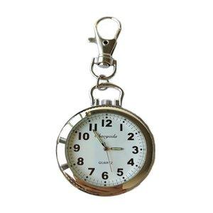 CHAOYADA Hanging Watches impermeável Luminous Digital Watches Steel Strap Children Quartz Old Man