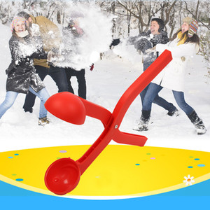 Simple Snow Ball Clipper Maker drôle Boule de neige Clamp Combattez Snow Ball clip outil Sport Party d'hiver Enfants Adultes Enfants Cadeaux jouets