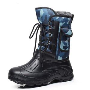 Shoes Men'S Boots Winter Shoes Male Military Boots Men Fashionable Plus Sizes 2019 New Men Shoes Leather Botas Militares