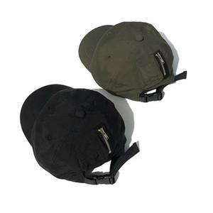 Quick-drying Zipper Pocket Baseball Caps For Men Women Summer Beach Sun Hats Snapback Trucker Cap Dad Hat Hip Hop Visor Adjustable Strapback