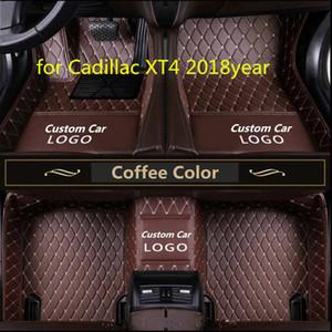 Cadillac XT4 2018year kaymaz toksik olmayan ayak pedi araba ayak pedi için
