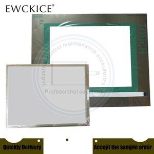 """Nuovo pannello di originale 12"""" Touch 677/877 A5E00325419 PLC HMI Industrial touchscreen e frontale dell'etichetta Film"""