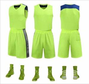 Men Basketball Jerseys Cheap Boys Girls Basketball Uniforms Sets Sleeveless Shirt Team Training Quick Dry Sport Jerseys Custom Boxing Robes