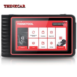 THINKTOOL OBD2 Automotive Scanner Bluetooth OBDII Scan Tool EPB BMS ABS IMMO Reset Full System OBD2 Scanner Car Diagnostic Tool