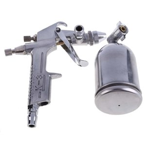 70-150psi Portable Gravity Sandblasting Gun Pneumatic Small Sandblaster Spray Durable Anti-rust Machine Set Blasting Tool