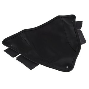 Black Rubber Fork Dust Cover Front Gaiters Boots For Harley XG500 750 14-17