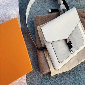 188991Leather classic fashion handbag card bag zero wallet men's and women's backpacks single shoulder bag