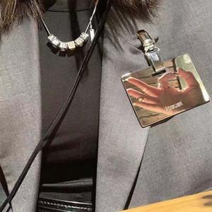 Agguato giovane oro e argento marca spilla uomini personalizzati di fascia alta e gioielli spilla femminile