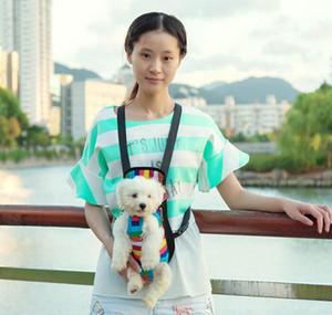 العلامة التجارية الكلب الناقلين pet جرو الناقل سفر الكلب حقيبة حمل ظهره تنفس pet حقائب حقائب الأرجوحة 12 تصاميم LYW1215