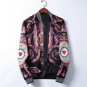 HOT Men Women Designer Jacket Coat design Sweatshirt Hoodie Long Sleeve Autumn Sports Zipper Slim fit jacket Windbreaker Mens Clothes Plus