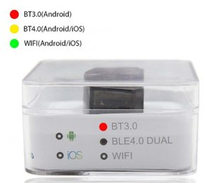 VGATE iCar Pro ELM327 v1.5 WiFi / Bluetooth 3.0 / 4.0Android Torque aplicativo OBDII varredura ferramenta elm 327 Suporte para Android /