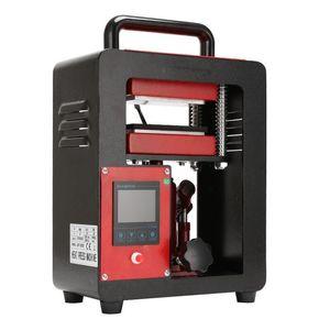 Makine 1000W Best'ten AP1905 Rosin Basın Plakası Kit 5 tonluk Hidrolik Çift Isıtmalı Rosin Tech Yağ Basın ayıklanıyor Aracı Taşınabilir Packaging