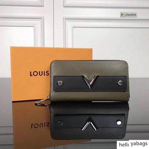 MXR2 2Zippy zipper WOMEN REAL LEATHER LONG wallet CHAIN WALLETS COMPACT PURSE CLUTCHES EVENING KEY CARD HOLDERS