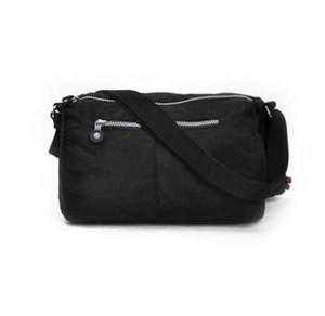 Nuova borsa inclinata a tracolla ricreativa in nylon per le signore