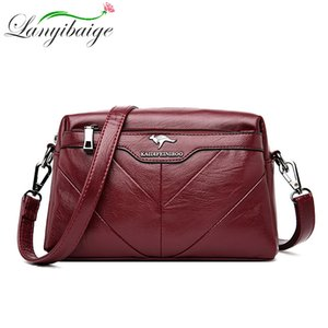 women's shoulder bag Square leather crossbody bags for women handbags High quality ladys hand bags Crossbody bag Sac A Main