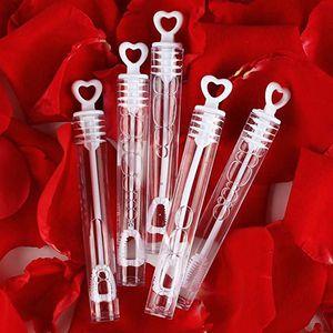 72pcs / lot Burbuja vacía botellas de jabón de bodas favores de la ducha de bebé fiesta de cumpleaños Decoración para niños burbujas de juguete fabricante de diversión al aire libre
