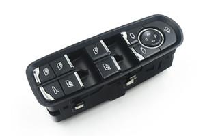 LOONFUNG LF216 Interruttore alzacristallo elettrico master per Porsche Panamera Cayenne Macan 7PP959858MDML