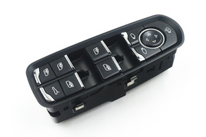 LOONFUNG Lf216 Master Power Window переключатель для Porsche Panamera Cayenne Macan 7PP959858MDML