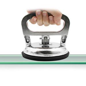 Single лапка Sucker Вакуумная присоске Автомобильный Dent Puller плитка Extractor Напольная плитка Стекло Sucker для удаления стекла Lifter Tool Carrier