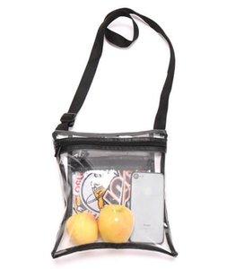 свободная перевозка груза ясном Crossbody кошелек сумка для спорта Approved Clear плеча сумка. Стадион Одобрен для спортивных мероприятий