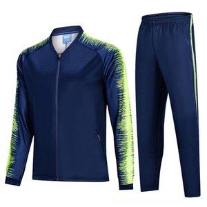 Ternos de Contraste impressa Brasão Color Fashion Sports Autumn homens e Femininos Blazers Agasalho Training Futebol Outdoor Vestuário Terno L