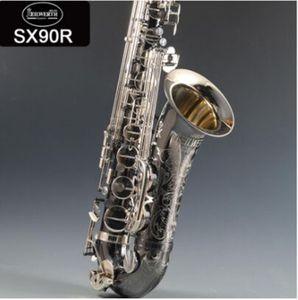 95% копия Германия JK SX90R Keilwerth тенор-саксофон черный тенор-саксофон топ профессиональный музыкальный инструмент с футляром бесплатная доставка
