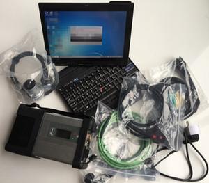 Herramienta Diagnositc MB estrella C5 C5 MB SD conecta el acuerdo 5 con 360gb SSD V09 / 2020 con la tableta X201t (4 g, i7) 3en1 conjunto