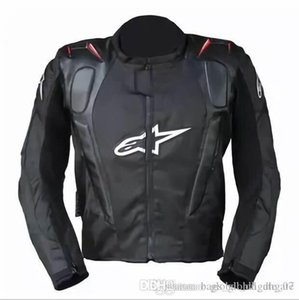 A-começa Moto Cross-country revestimentos de alta qualidade respirável Oxford Material de downhill equipamento de proteção terno removível equitação roupas H01