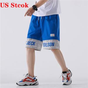US Stock !Mens Shorts Stylist Mens Summer Fashion Beach Pants Mens Women Camouflage Print Loose Short Pants