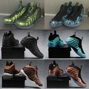 Penny hardway scarpe da uomo scarpe da esterno schiuma scuro stucco isola verde melanzana rosso rame metallico rosso sneaker sportiva taglia 40-47