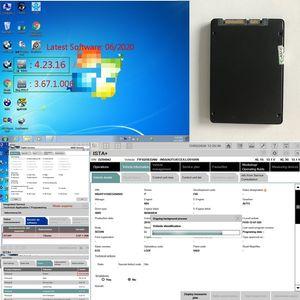 V06 2020 Soft-ware For BMW Icom Next A2+B+C (ISTA-D 4.23 P 3.67) in 720GB SSD win7 64bit with Expert Mode Wifi NEXT Inpa ETK