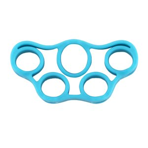 Silicone Finger Strengthener Hand Resistance Band Hand Gripper Strength Trainer Hb88