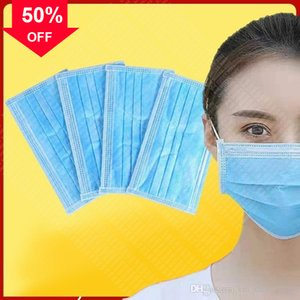YxDsI Disposable reusable Finger mask Rubber Gloves Anti-Oil Pollution Labor Protection face