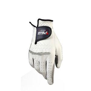 Gants de golf Golf Homme gauche et main droite respirant Golf Goloves anti-glissement Granules Nouveau