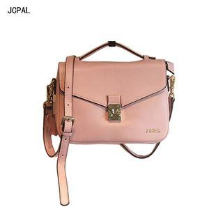 OC أفضل أسلوب البيع Pochette ME تيس حقيبة يد سيدة اليابانية قفل الصلب حمل مجموعة متنوعة من الجلود اللون أو المطلي قماش نمط حقيبة رسول