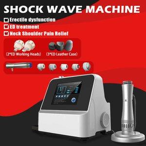 2020 NUEVO médico Artritis Alivio del dolor muscular Equipo de Terapia Terapia de Shockwave Shockwave onda acústica de ondas de choque terapia física
