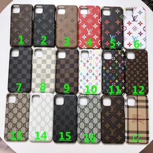 Cas à la mode téléphonique pour IPhone 11 11Pro X XS MAX XR 8 7 6 Plus Defender Shell Mobile pour Samsung S10 S20 S9 S8 NOTE 8 9 10 Couverture