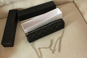 C clásico flor de la camelia paraguas Logotipo de lujo de 3 Fold parasol completamente automática con caja de regalo y bolso de la cadena de cliente VIP
